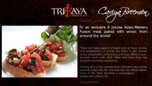 Trikaya invitation December 11