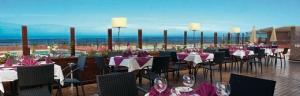 La Terrazza restaurant in Casablanca